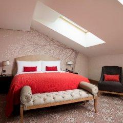 Лотте Отель Санкт-Петербург 5* Номер Heavenly двуспальная кровать фото 2