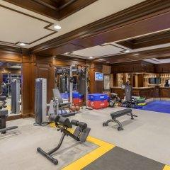 Alva Donna Exclusive Hotel & Spa – All Inclusive Богазкент фитнесс-зал фото 2