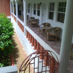 Отель Polish Princess Guest House балкон