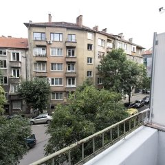 Апартаменты The Cozy Apartment Sofia балкон