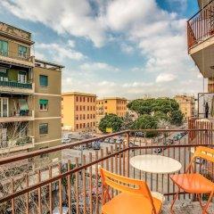 Отель City Guest House Италия, Рим - 1 отзыв об отеле, цены и фото номеров - забронировать отель City Guest House онлайн балкон