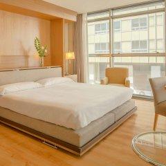 Отель Hesperia A Coruña Centro Испания, Ла-Корунья - отзывы, цены и фото номеров - забронировать отель Hesperia A Coruña Centro онлайн комната для гостей