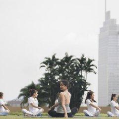 Отель InterContinental Saigon Вьетнам, Хошимин - отзывы, цены и фото номеров - забронировать отель InterContinental Saigon онлайн фитнесс-зал фото 3