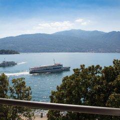 Отель Aquadolce Италия, Вербания - отзывы, цены и фото номеров - забронировать отель Aquadolce онлайн балкон
