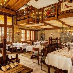 Отель Beau Rivage Швейцария, Церматт - отзывы, цены и фото номеров - забронировать отель Beau Rivage онлайн питание фото 2