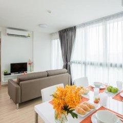Отель Connext Residence 3* Стандартный номер с разными типами кроватей
