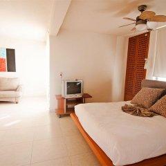 Отель Villa Italia Мексика, Канкун - отзывы, цены и фото номеров - забронировать отель Villa Italia онлайн комната для гостей фото 13