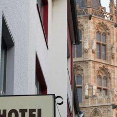 Отель Bürgerhofhotel Германия, Кёльн - отзывы, цены и фото номеров - забронировать отель Bürgerhofhotel онлайн балкон