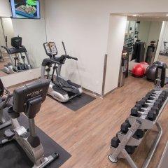 Miyako Hotel Los Angeles фитнесс-зал фото 4
