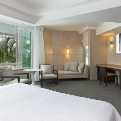 Отель Sheraton Grand Mirage Resort, Gold Coast комната для гостей