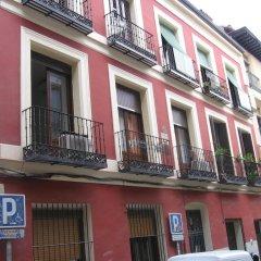 Отель Apartamentos MLR Paseo del Prado Испания, Мадрид - отзывы, цены и фото номеров - забронировать отель Apartamentos MLR Paseo del Prado онлайн вид на фасад