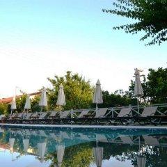 Отель Saga Hotel Греция, Порос - отзывы, цены и фото номеров - забронировать отель Saga Hotel онлайн бассейн фото 2