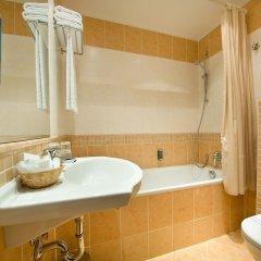 Отель Ea Rokoko Прага ванная фото 2