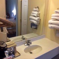Отель Travelodge Columbus East ванная