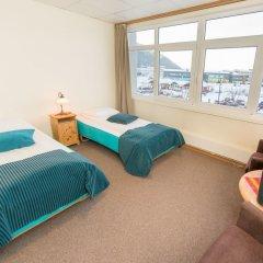 Hotel Svartisen комната для гостей