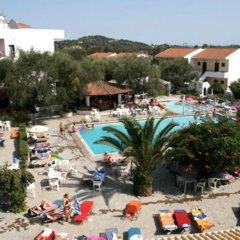 Telemachos Hotel пляж фото 2