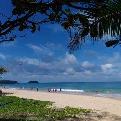 Отель Ramada by Wyndham Phuket Southsea пляж