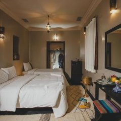 Отель Riad Tama Марокко, Уарзазат - отзывы, цены и фото номеров - забронировать отель Riad Tama онлайн комната для гостей фото 2