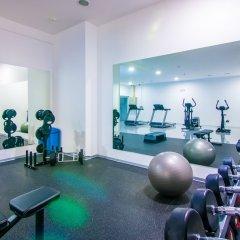 Hotel Da Rocha фитнесс-зал фото 2