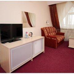 Гостиница Колибри Стандартный номер с двуспальной кроватью фото 16