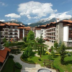 Отель –Winslow Infinity and Spa балкон