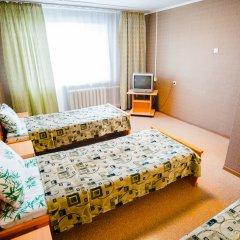 Отель Алгоритм Тюмень комната для гостей фото 2