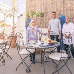 Отель Riad Dar Nawfal Марокко, Схират - отзывы, цены и фото номеров - забронировать отель Riad Dar Nawfal онлайн фото 9