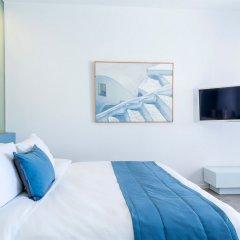 Отель Alti Santorini Suites Греция, Остров Санторини - отзывы, цены и фото номеров - забронировать отель Alti Santorini Suites онлайн комната для гостей