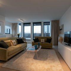Отель Sweet Inn Apartments - Toison D'or Бельгия, Брюссель - отзывы, цены и фото номеров - забронировать отель Sweet Inn Apartments - Toison D'or онлайн комната для гостей фото 5