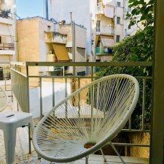 Апартаменты Well being apartment балкон