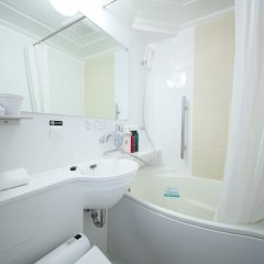 APA Hotel Higashi Shinjuku Ekimae ванная фото 3