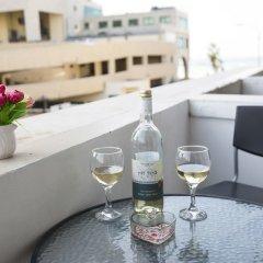 Selected Tel Aviv Apartments Израиль, Тель-Авив - отзывы, цены и фото номеров - забронировать отель Selected Tel Aviv Apartments онлайн балкон