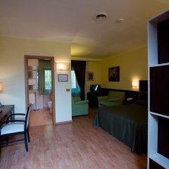 Отель Roccaporena Каша удобства в номере