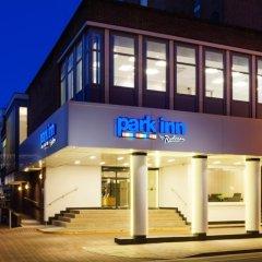 Отель Park Inn by Radisson York City Centre Великобритания, Йорк - отзывы, цены и фото номеров - забронировать отель Park Inn by Radisson York City Centre онлайн вид на фасад