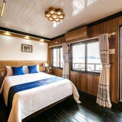 Отель Gray Line Halong Cruise Халонг комната для гостей фото 2
