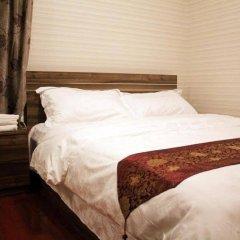Апартаменты Shenzhen Haicheng Apartment комната для гостей