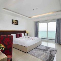 Отель Ruby Tran Phu Street Нячанг комната для гостей фото 6