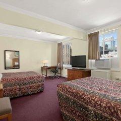 Отель Travelodge by Wyndham Downtown Chicago комната для гостей фото 3