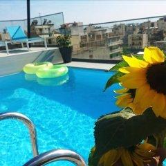 Апартаменты Athina Art Apartments бассейн фото 3
