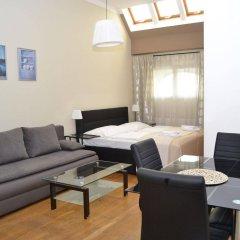 Апартаменты Melantrich Apartments комната для гостей фото 3