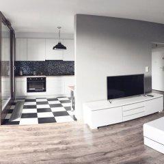 Отель Luwri Apartments Польша, Варшава - отзывы, цены и фото номеров - забронировать отель Luwri Apartments онлайн комната для гостей фото 3