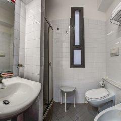 Отель Boemia Италия, Риччоне - 2 отзыва об отеле, цены и фото номеров - забронировать отель Boemia онлайн ванная фото 2