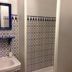 Отель Pensión Amaiur ванная