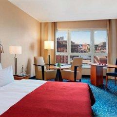 Steigenberger Hotel Hamburg удобства в номере фото 2