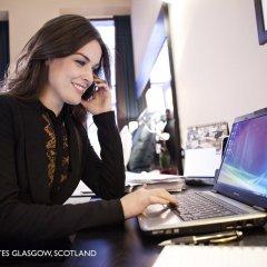 Отель Fraser Suites Glasgow Великобритания, Глазго - отзывы, цены и фото номеров - забронировать отель Fraser Suites Glasgow онлайн интерьер отеля фото 3