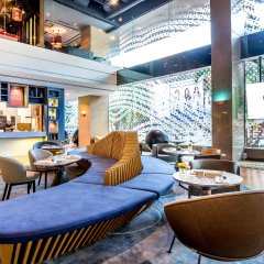 Отель Novotel Bangkok On Siam Square интерьер отеля