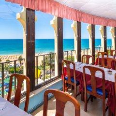 Отель Monica Isabel Beach Club питание