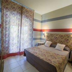Hotel Villamare Фонтане-Бьянке комната для гостей фото 2