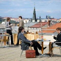 Отель Novotel Praha Wenceslas Square пляж