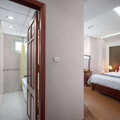 Отель Lakeside Palace Hotel Вьетнам, Ханой - отзывы, цены и фото номеров - забронировать отель Lakeside Palace Hotel онлайн комната для гостей фото 3